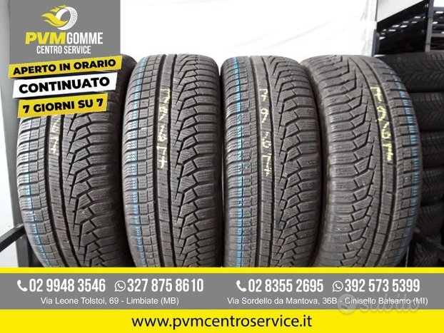 Gomme usate:205 55 16 91h hankook inv
