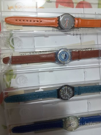 Orologi Swatch 24 ore originali nuovi