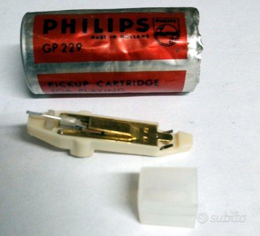 Cartuccia/Testina PHILIPS GP229 originale