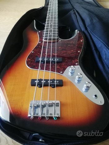 Basso FENDER Squire Classic Vibe '60 Jazz