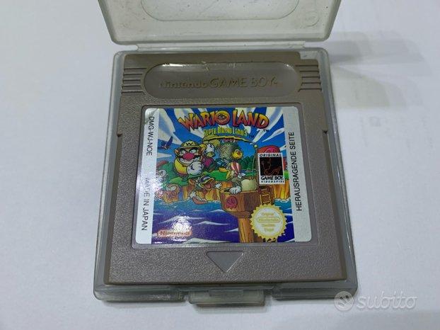 Game Boy Nintendo Super Mario Land 3