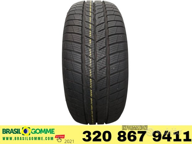Gomme usate 255/55r18 barum inv m s