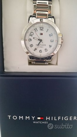 Orologio in acciaio Tommy Hilfiger,