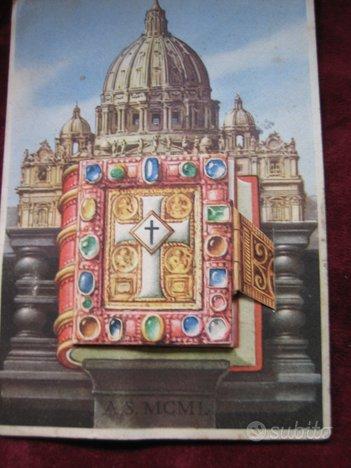 Basilca di S.Pietro con libretto.del'900 Nivea