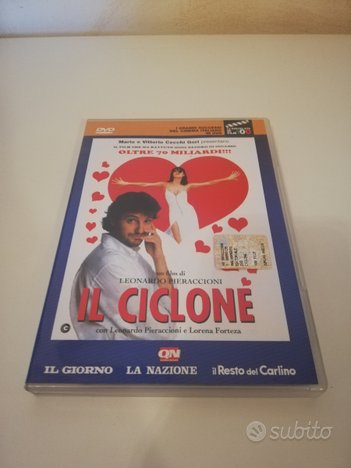 DVD Leonardo Pieraccioni the best of Film