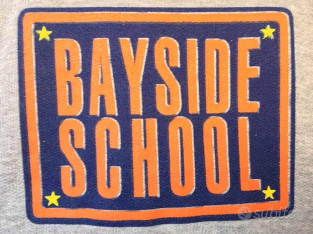 Felpa M Beyside School (YOMO) - Made in Italy 1994
