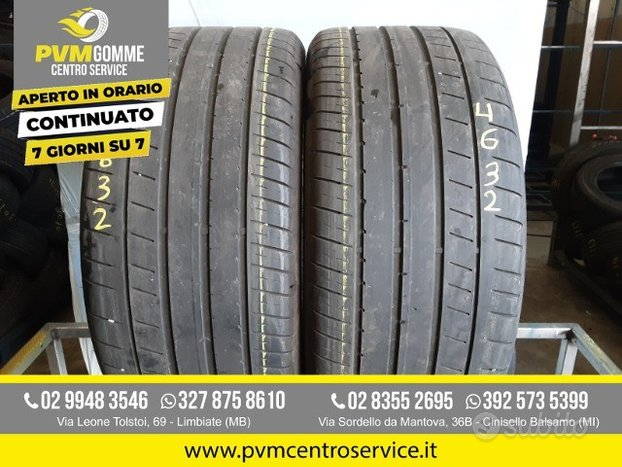 Gomme usate:285 40 20 108y dunlop
