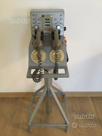 Telefono epoca design