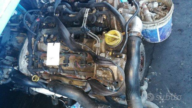 Motore opel astra h sigla z19dth 1.9 cc 110 kw