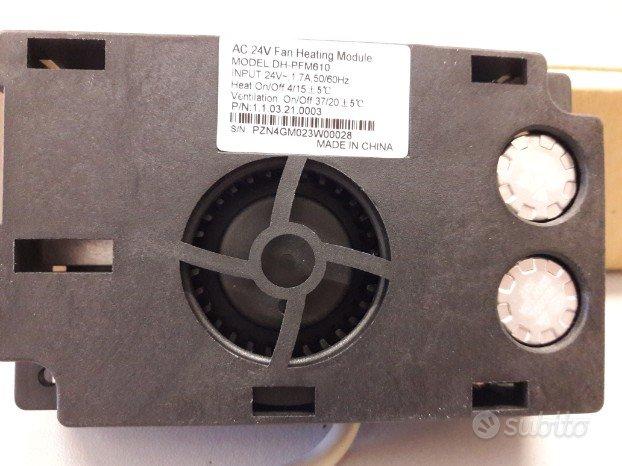 Modulo termo / ventilatore 24v