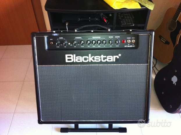 Amplificatore BLACKSTAR HT-Club 40 COMBO
