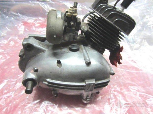 Motore ITOM IMSA anni 50 monomarcia
