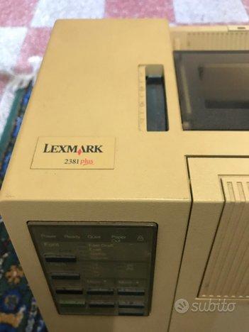Stampante Lexmark 2381 Plus - A3