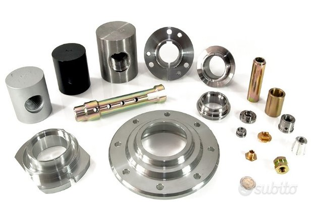 Meccanica CNC Lavorazioni