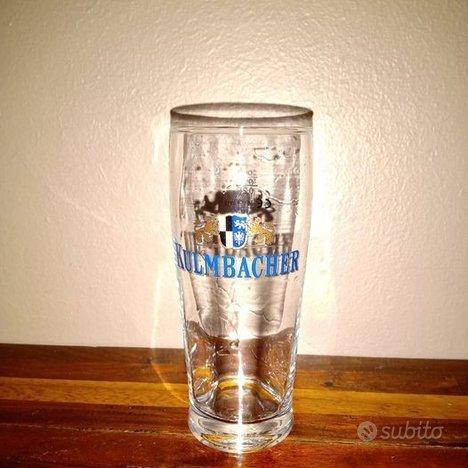 Bicchieri birra Kulmbacker
