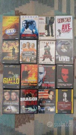 DVD originali - Azione, horror, commedie e altro