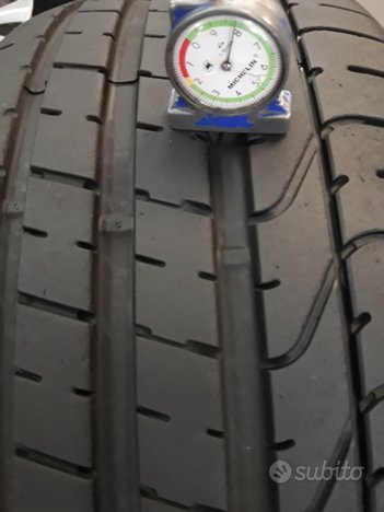 4 Pneumatici Pirelli PZero seminuovi Porsche