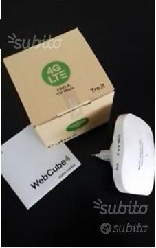 WebCube 4 Modem 4G LTE Praticamente NUOVO