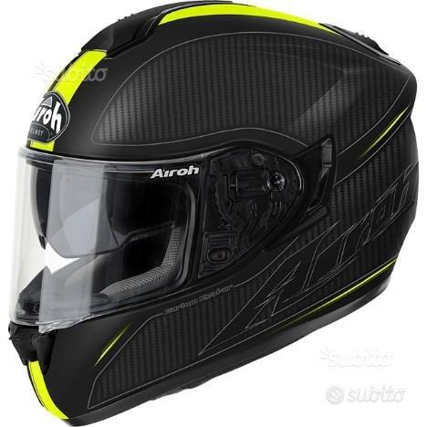 NUOVO - casco ST 701 yellow