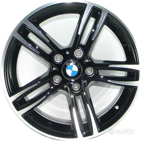 Cerchi in lega BMW SERIE 2 ACTIVE GRAN TOURER 17