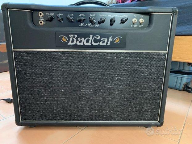 Amplificatore combo chitarra Badcat Hot Cat 30