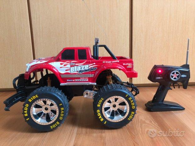 Monster Truck elettrico