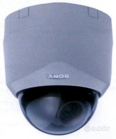 Network Telecamera IP Sony mod. SNC-DF40P - NUOVA