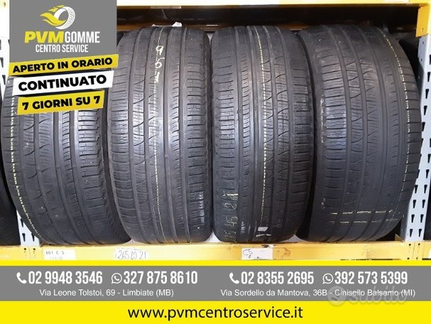 Gomme usate 275 45 21 110y pirelli