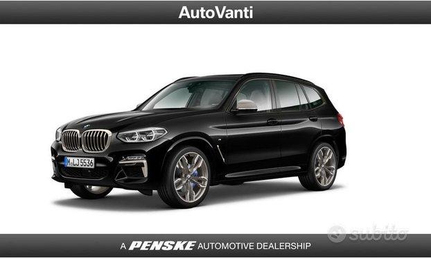 BMW X3 xDriveM40i