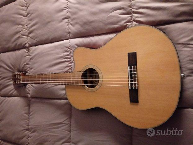 Chitarra classica fender original elettrificata