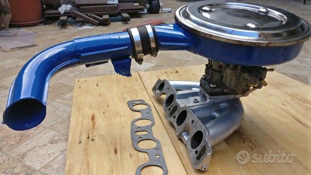 Fiat 124 spider weber 34 dms 2 collettore filtro
