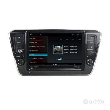 Navigatore dvd autoradio skoda octavia usb ipod