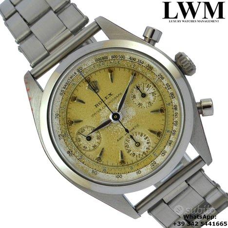 ROLEX Chronograph 6234 Pre Daytona Rolex Service