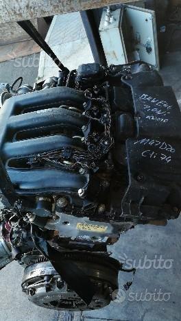 Motore bmw e87 e46 2.0 t.d. serie 204 d4