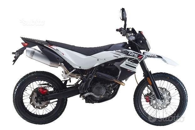 NEW KSR Moto TR 125 X - 2018