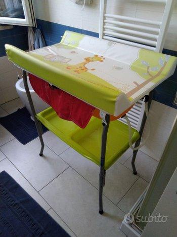 Fasciatoio Jane flip + tappetino x fasciatoio