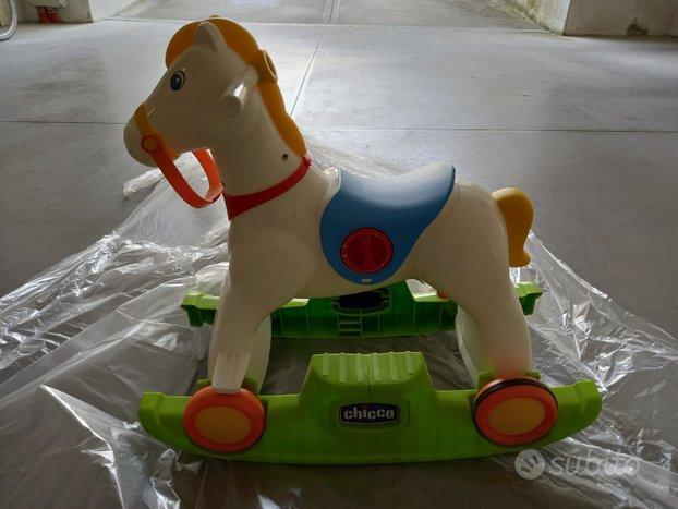 Cavallo a dondolo Chicco Rodeo
