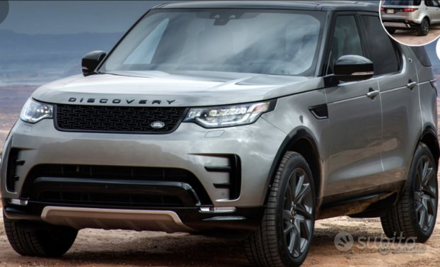 Ricambi land rover discovery hse si6