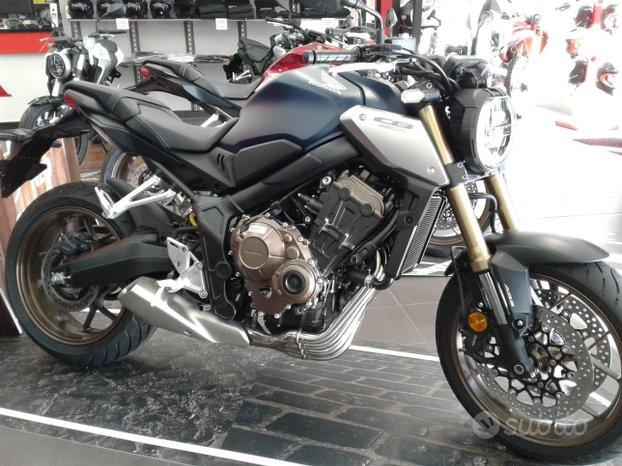 Honda CB 650R ABS