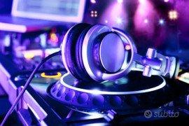 Dj, Karaoke,feste, matrimoni