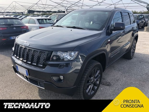 JEEP Grand Cherokee 3.0 CRD 241 CV S Limited PRO