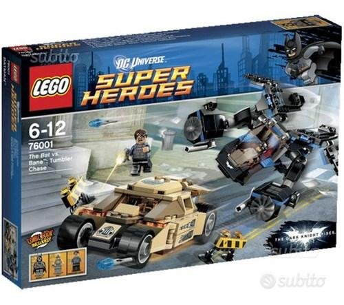 Lego Batman VS Bane - L'inseguimento - 76001