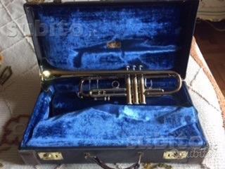 Tromba Vincent Bach Stradivarius mod. 37