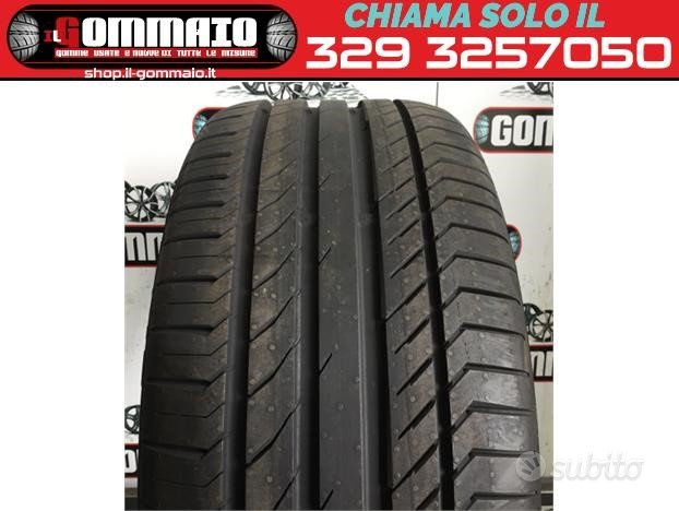 Gomme usate L CONTINENTAL ESTIVE 285 40 R 21