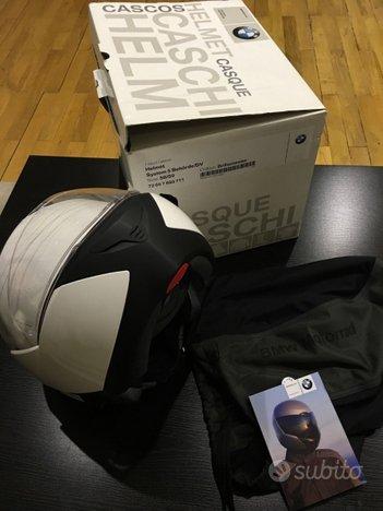Bmw casco System 5 - Brillant White - 58 59 - NUOV