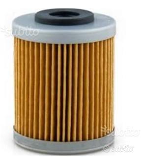 Kit 10 filtri olio hf 157 per ktm polaris