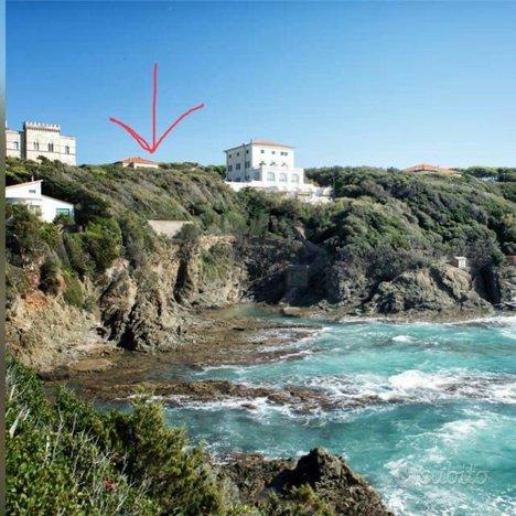 Appartamento Bilocale sul mare Castiglioncello