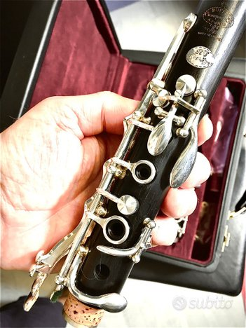 Clarinetto Buffet Crampon Prestige in Bb