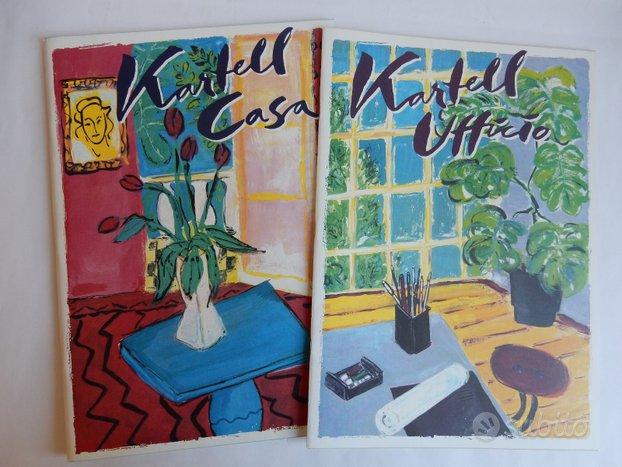 Kartell Casa e Kartell Ufficio 1991