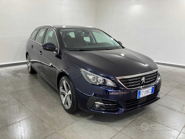 PEUGEOT 308 BlueHDi 130 EAT6 S&S SW Allure